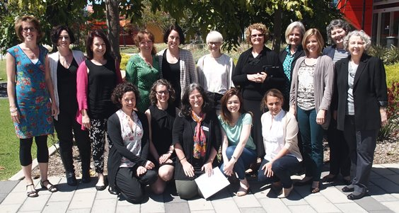 2014 Annual CCRE Aphasia meeting, Perth.
