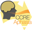 CCRE Aphasia logo